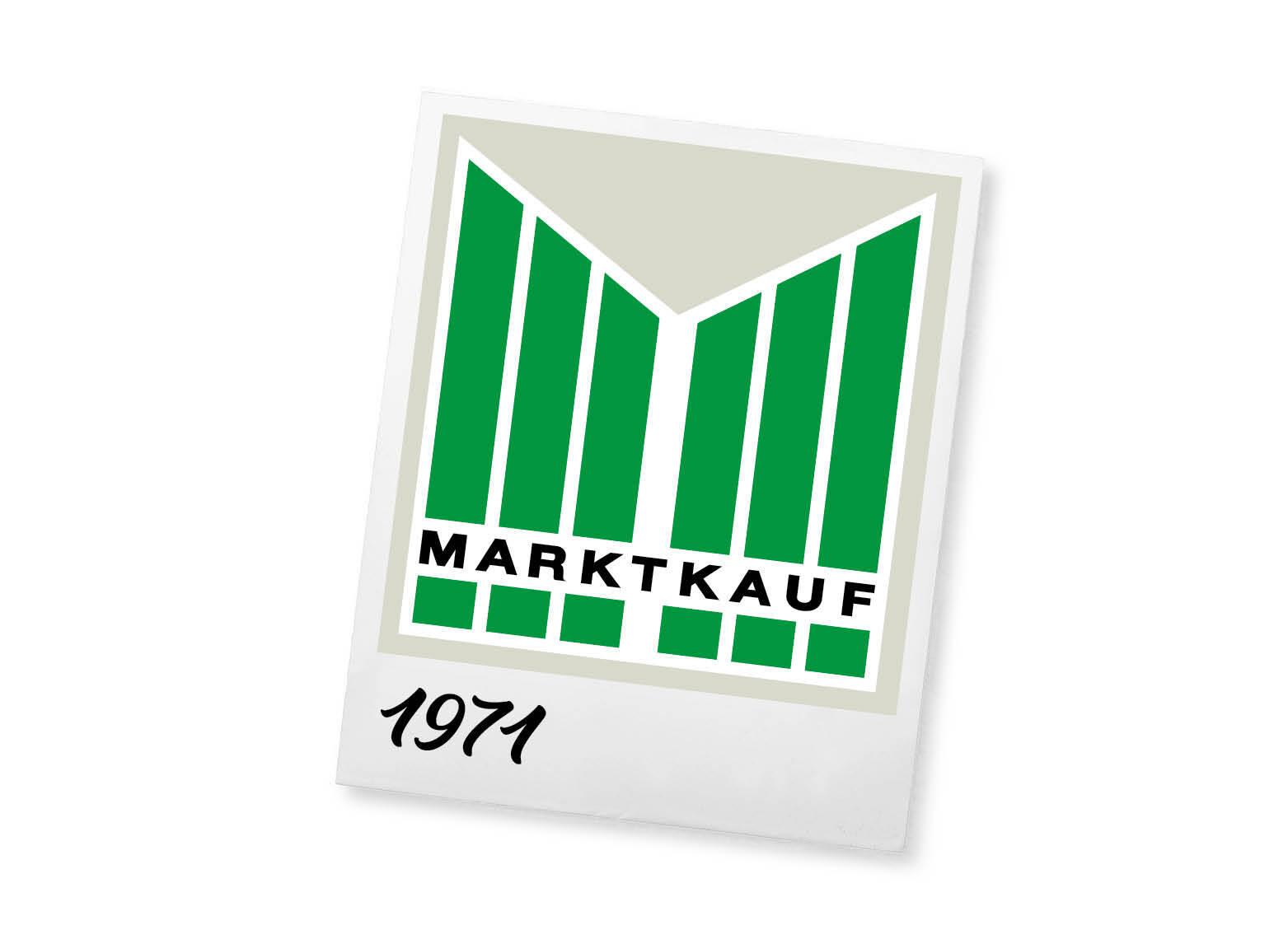 Gründung der Firma Marktkauf auf Basis einer Konsumgenossenschaft.