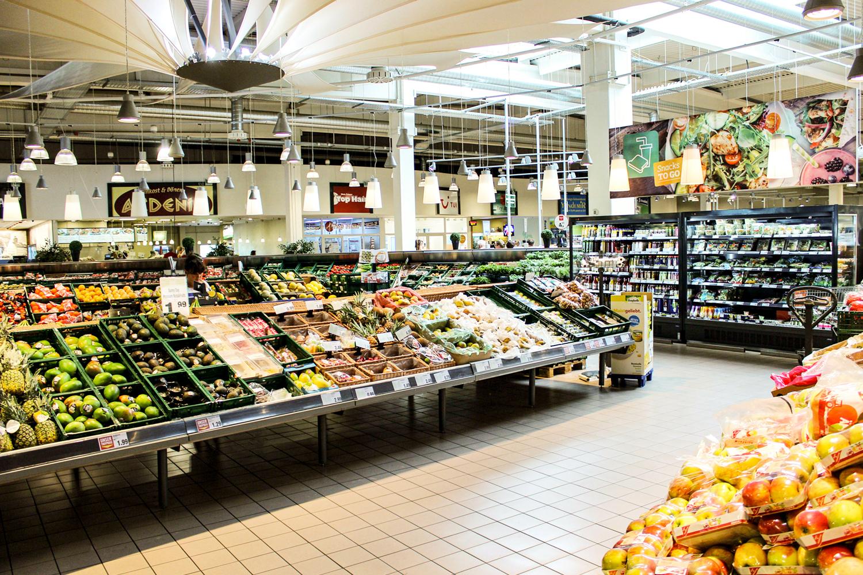 Wir beziehen vor allem unser Gemüse von regionalen Lieferanten.