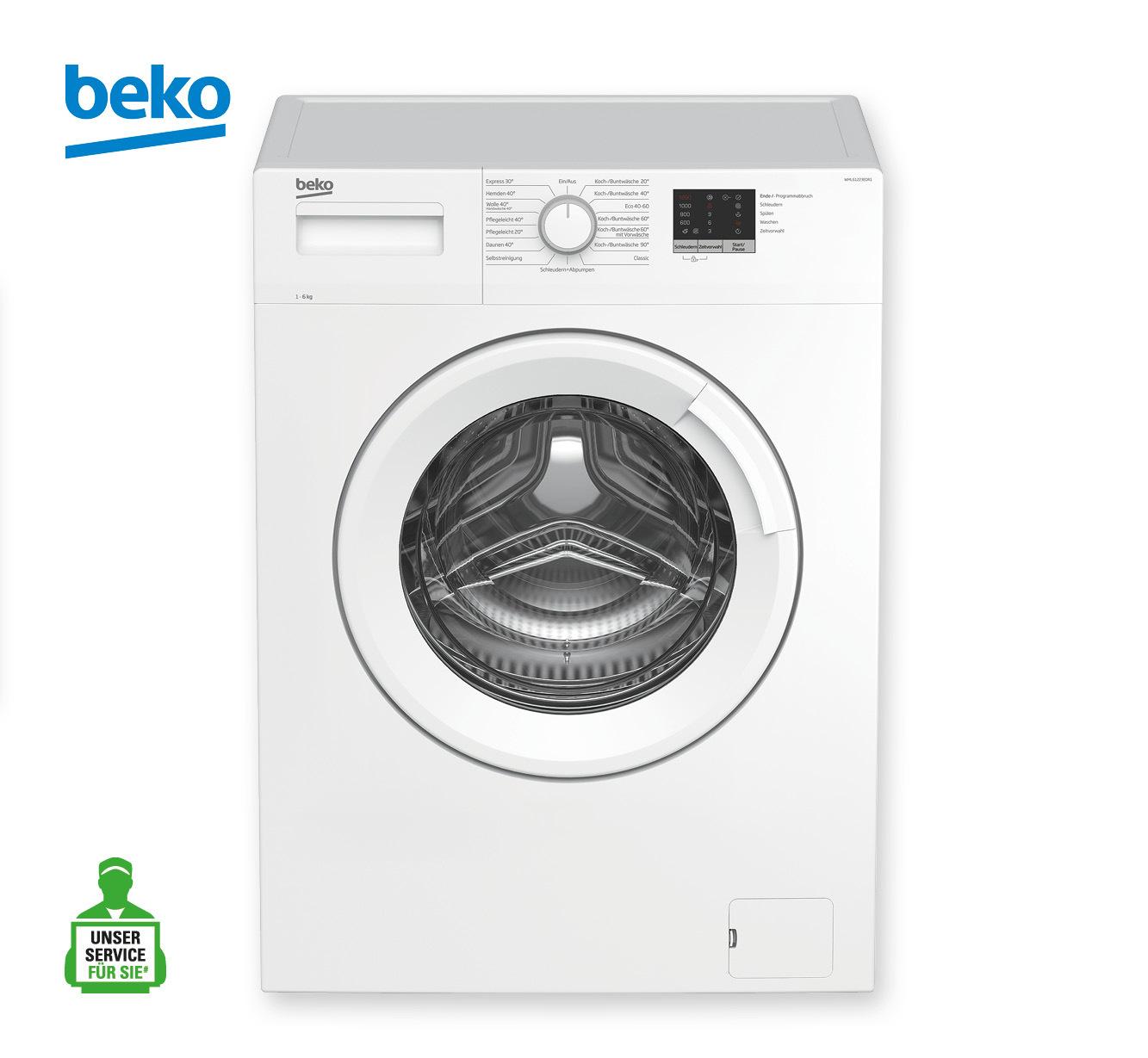 """Waschmaschine """"WML61223EDR1"""""""