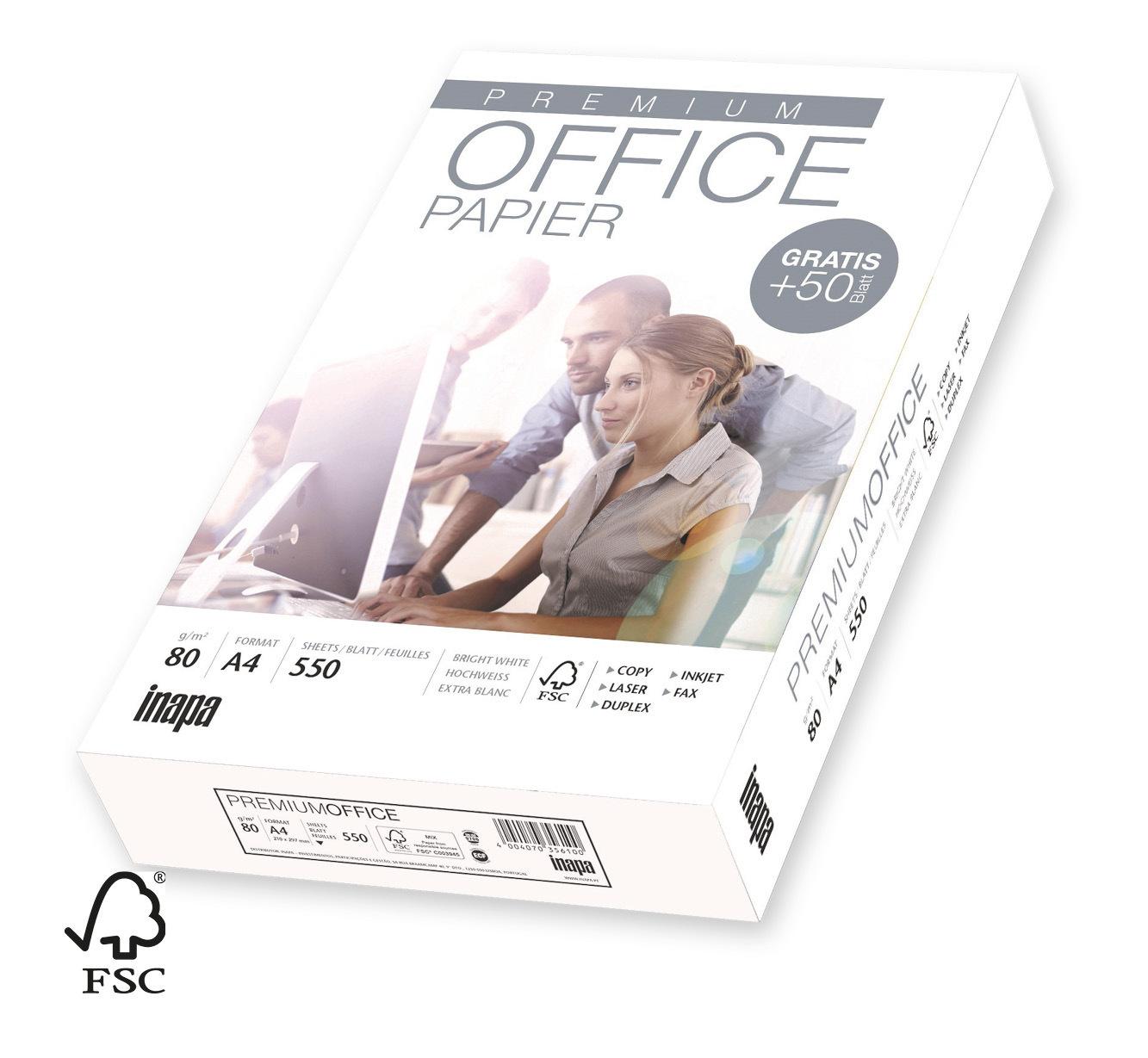 Premium Office Papier