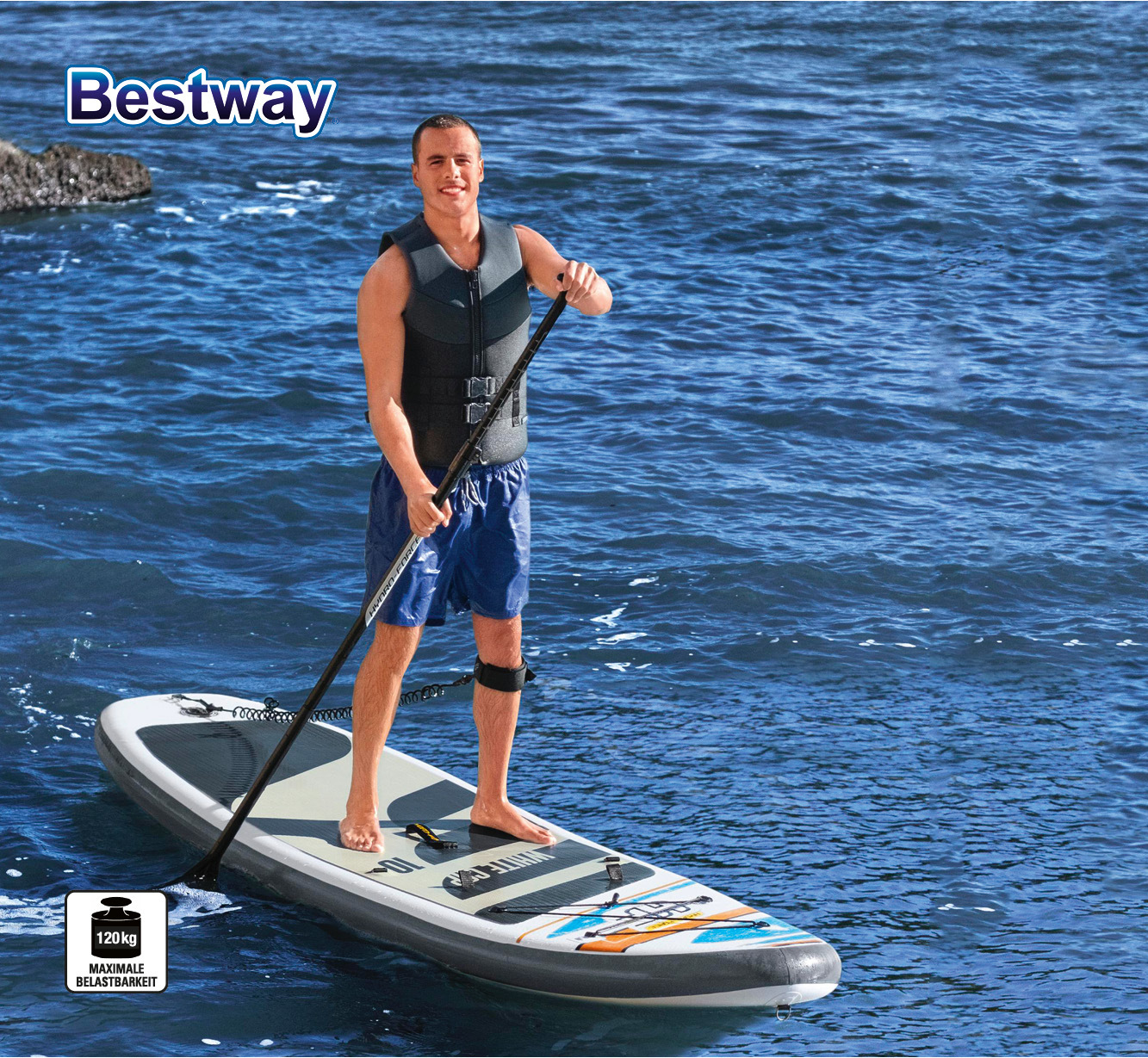 Stand-Up-Paddle-Set