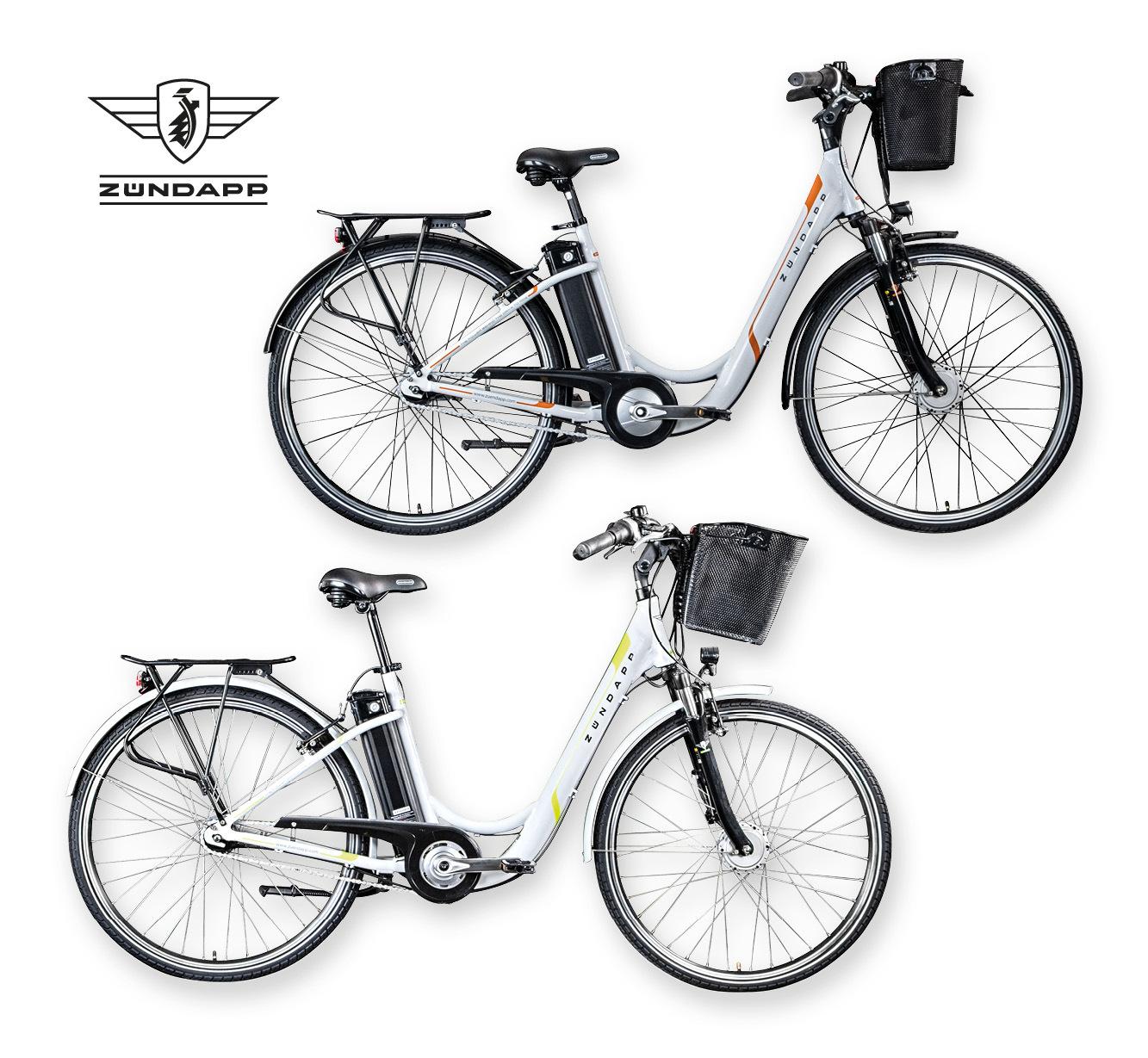 "City-E-Bike ""Z517"""