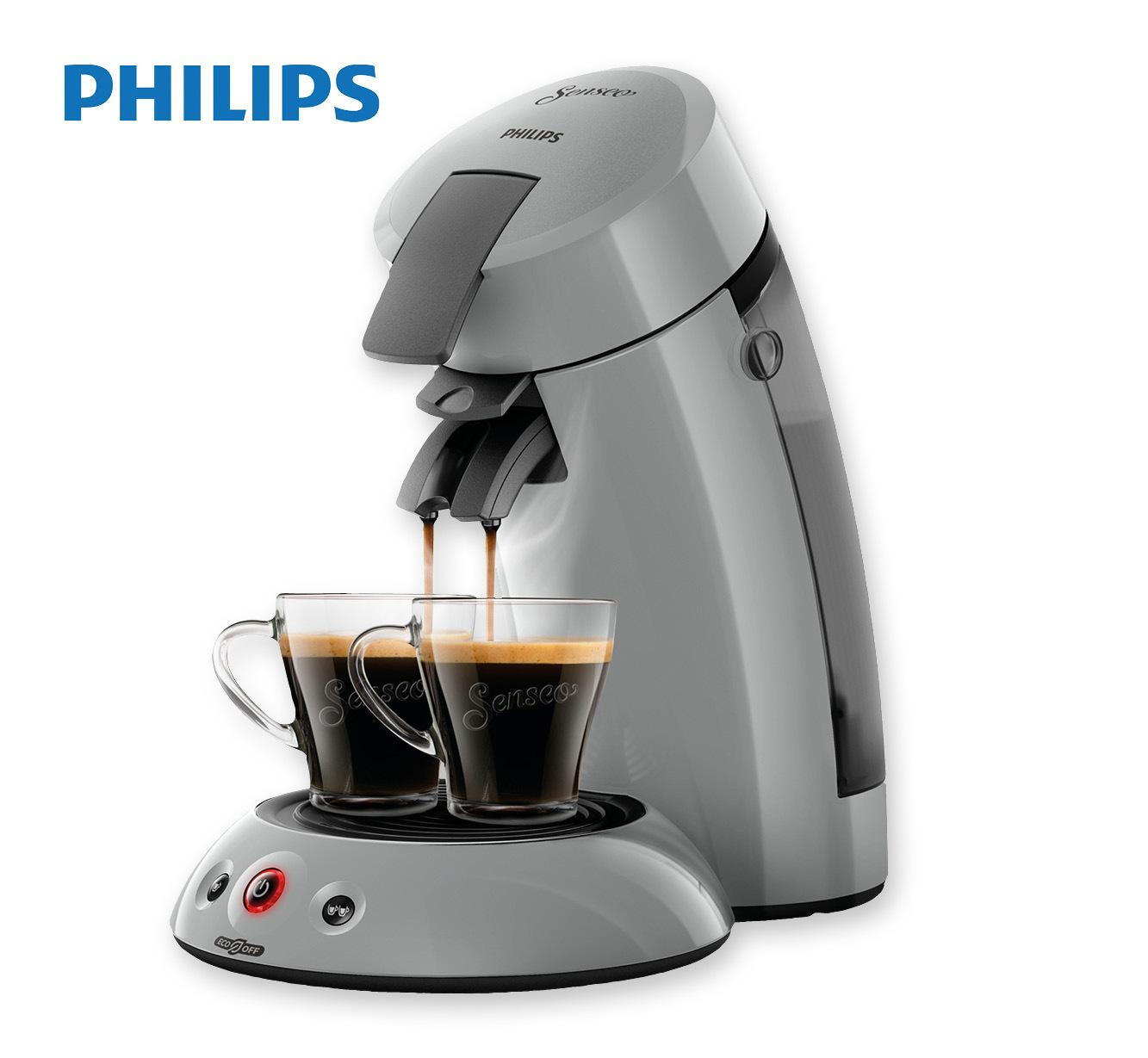 "SENSEO® Original Eco Kaffeepadmaschine ""HD7806/37"""