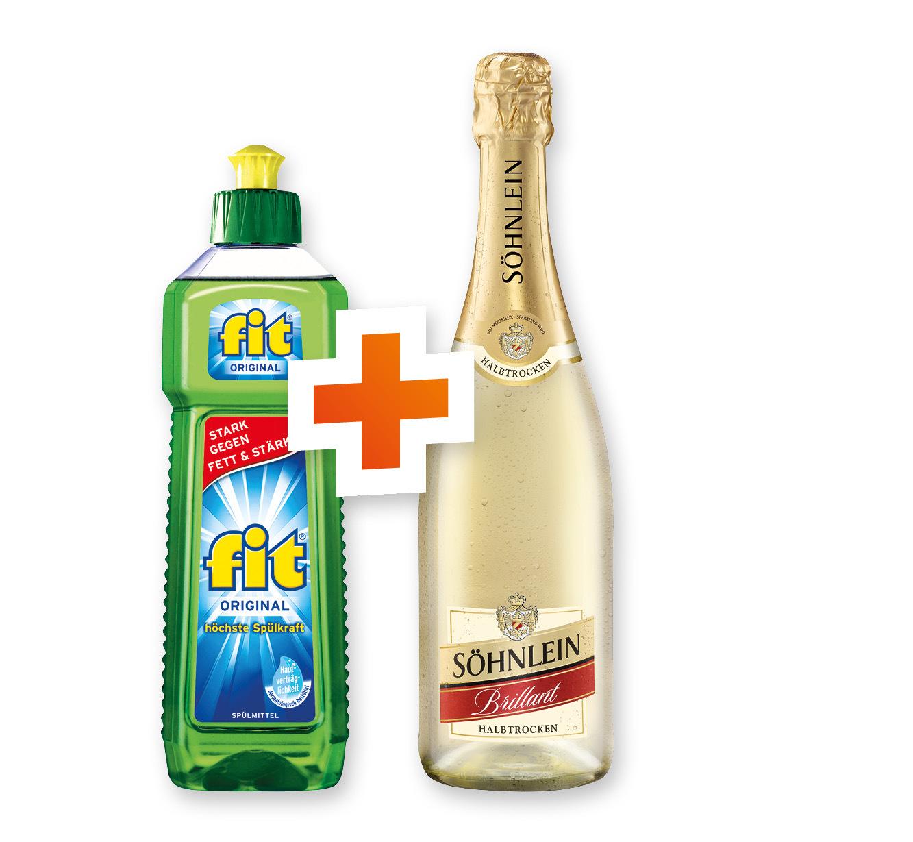 Söhnlein Brillant Sekt, Alkoholfrei oder Sparkling