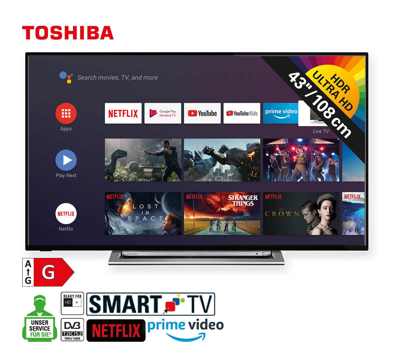 """Smart TV """"43UA3A63DG"""""""