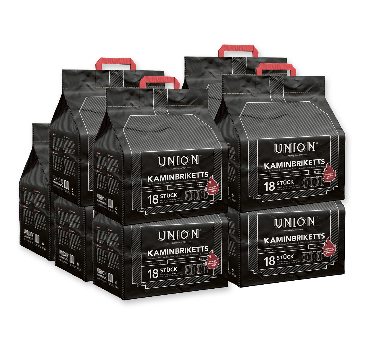 UNION® Kaminbriketts