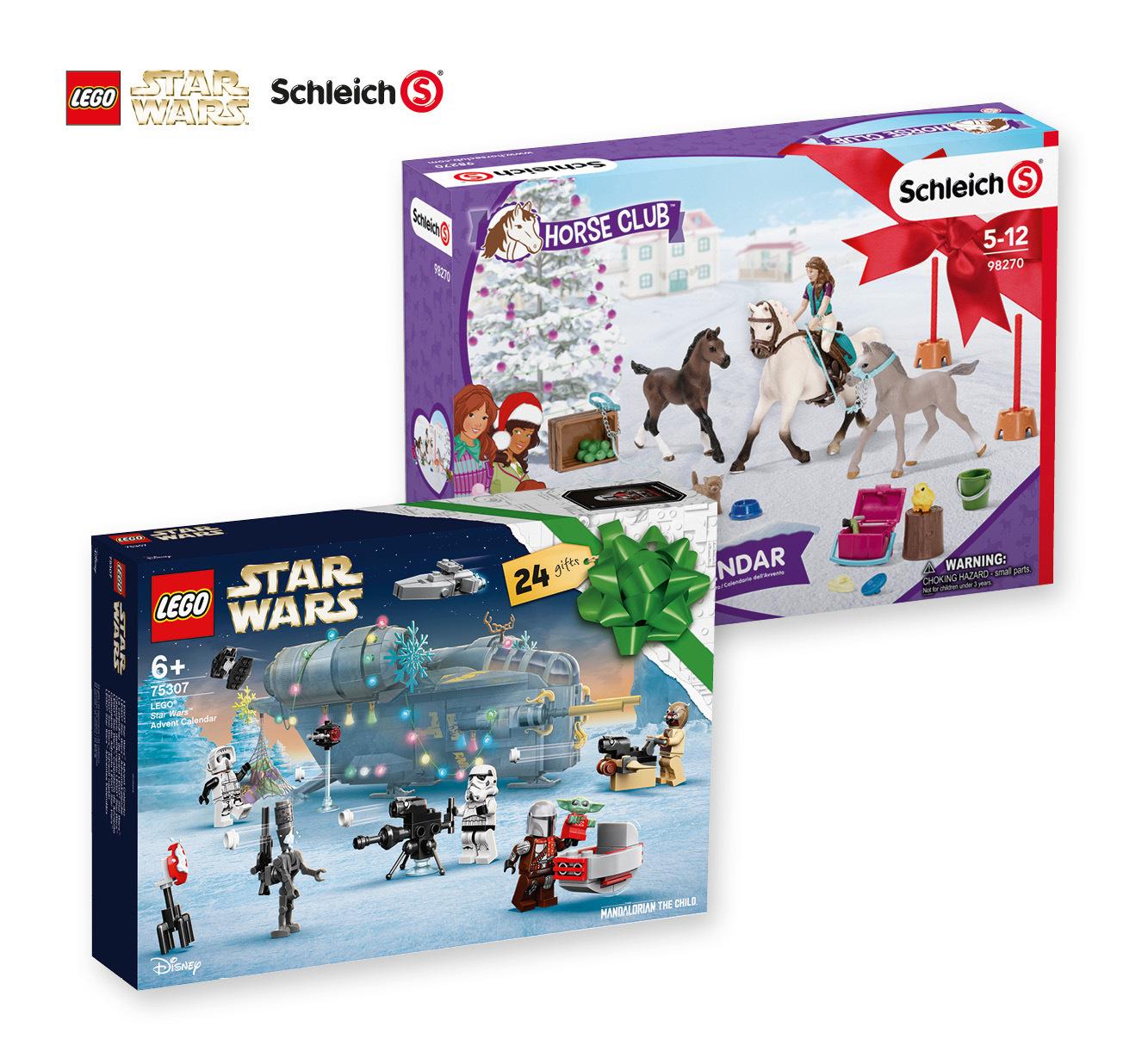 """Adventskalender <br /> """"Lego Star Wars"""""""