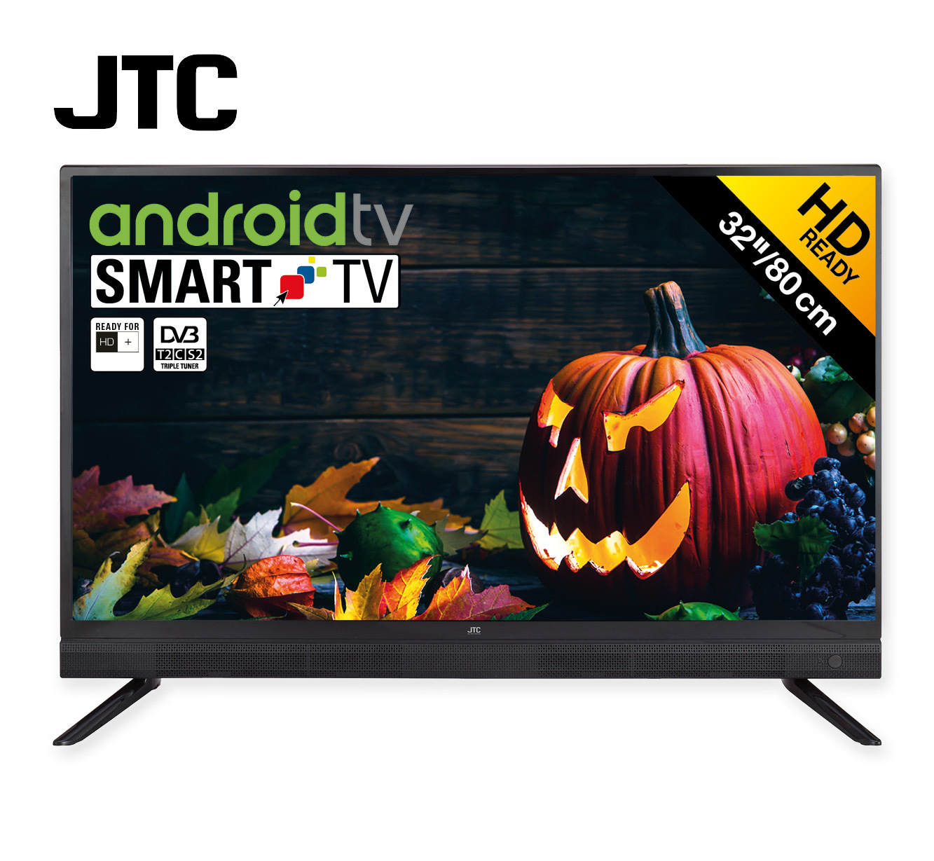 "Smart-TV ""NEMESIS SOUND 3.2N HD SMART"" ​"