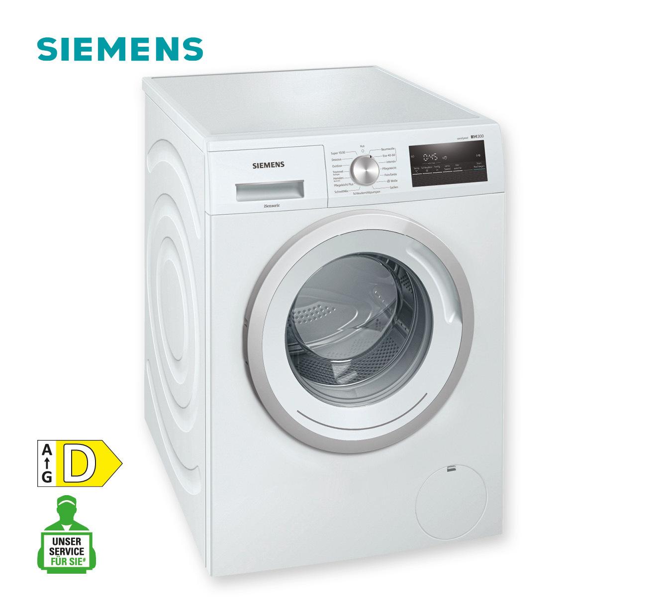 """Waschmaschine """"WM14N177"""""""