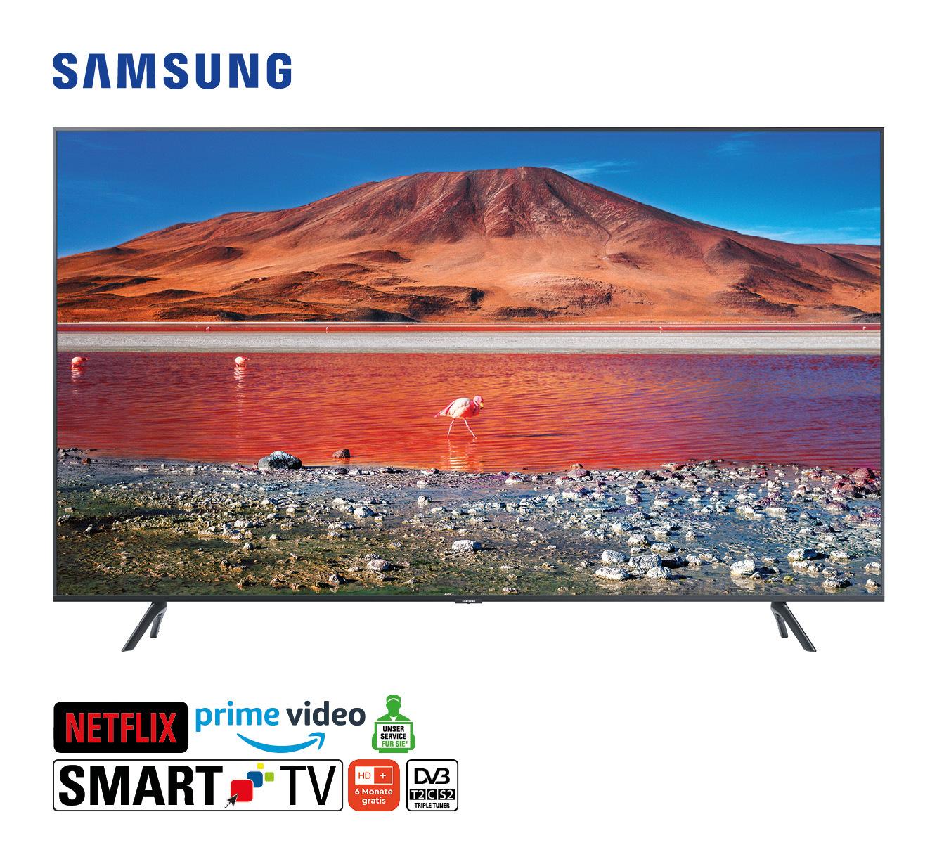 """4K-UHD-TV """"GU43TU7179UXZG"""""""