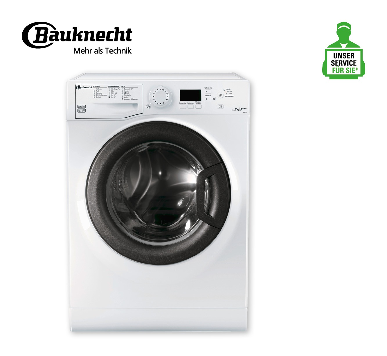 """Waschmaschine """"EW7F4"""""""